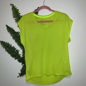 Nike Volt Running Loose Tee Top Athletic S/M